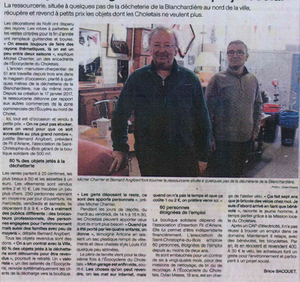 OUEST FRANCE 030120